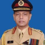 General Moeen U Ahmed, ndc, psc